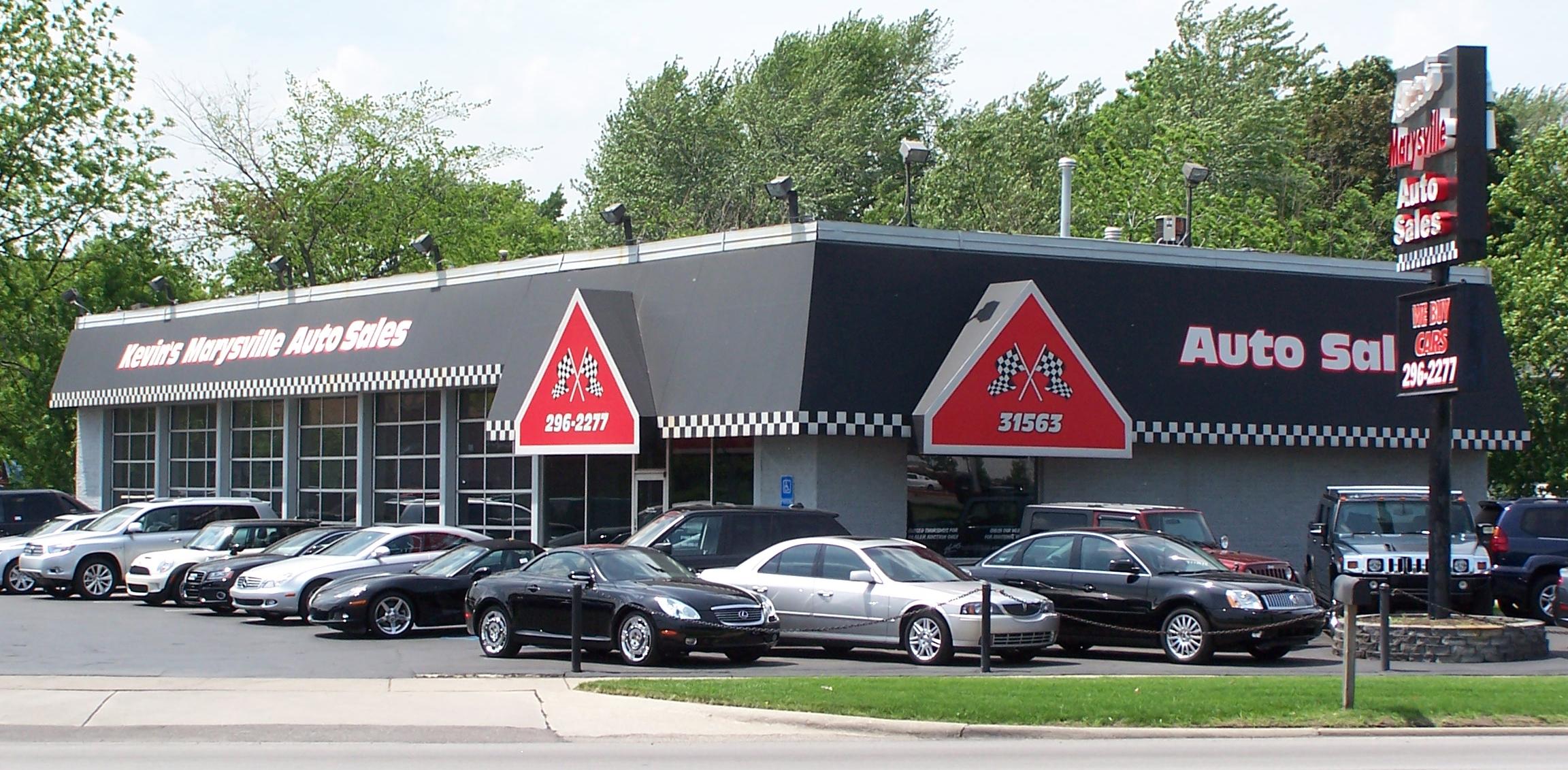 Maryville Auto Sales >> Kevins Marysville Auto Sales Used Car Dealer